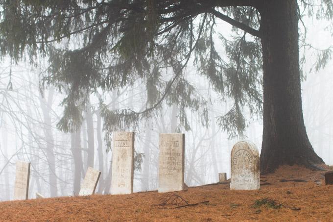 Grahamville Cemetery, headstone, graveyard